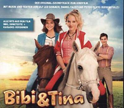 Bibi & Tina, Audio-CD (Soundtrack)