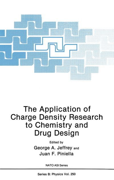 Application of Charge Density Research to Chemistry and Drug Design