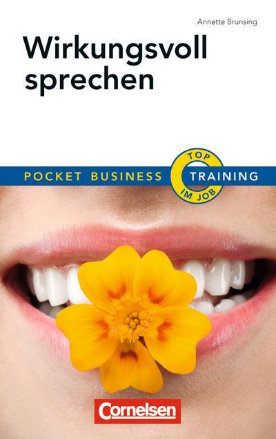 Wirkungsvoll sprechen (Cornelsen Scriptor - Pocket Business)