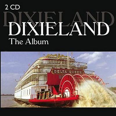 Dixiland - The Album, 2 Audio-CDs