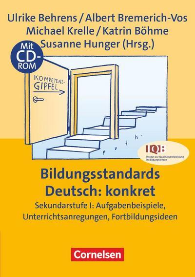Bildungsstandards Deutsch: konkret