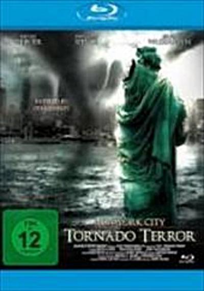 New York City: Tornado Terror [Blu-ray]
