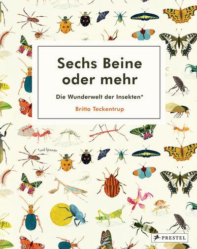 Sechs Beine oder mehr - Die Wunderwelt der Insekten und Spinnen