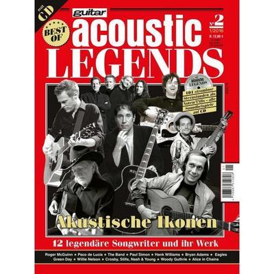 Best of guitar acoustic Legends II