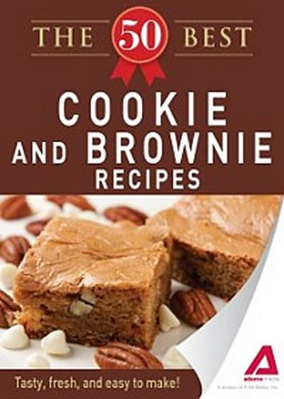 50 Best Cookies and Brownies Recipes