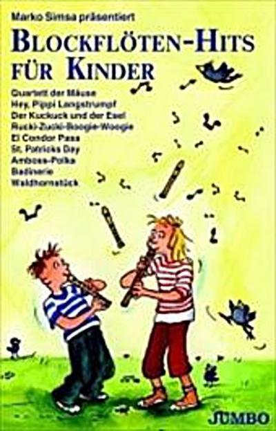 Blockflöten-Hits. Cassette