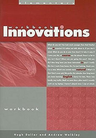 Innovations Elementary-Workbook