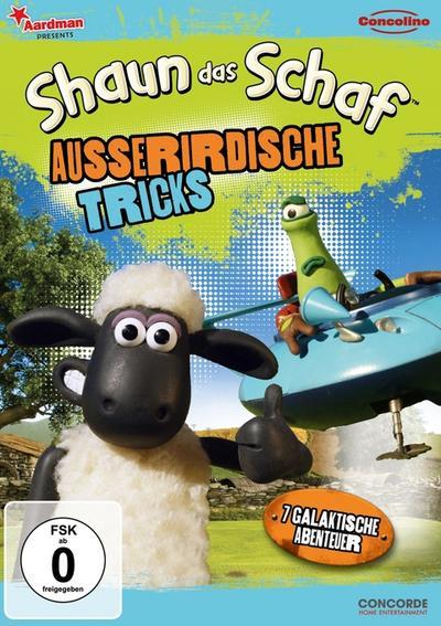 Shaun das Schaf - Ausserirdische Tricks