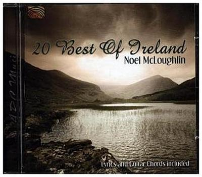 20 Best Of Ireland, 1 Audio-CD