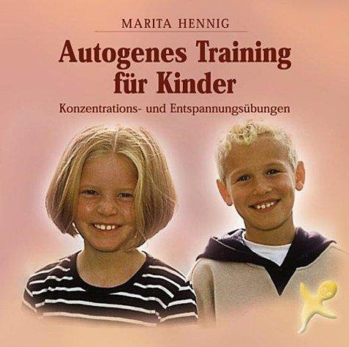 NEU Autogenes Training für Kinder Marita Hennig 818919
