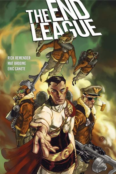 The End League Library Edition