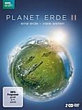 Planet Erde: eine erde - viele welten. Tl.2, 2 DVD