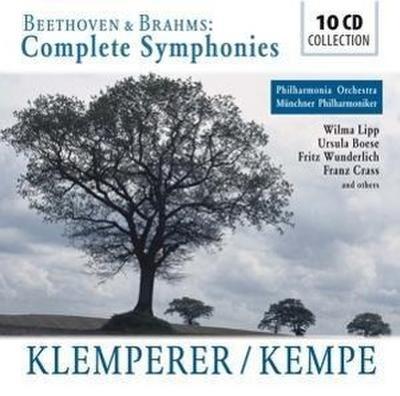 Beethoven/Brahms: Complete Sinfonies