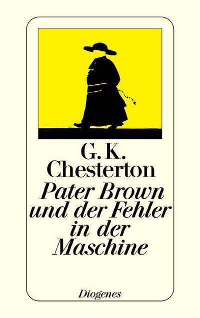 Pater Brown und der Fehler in der Maschine