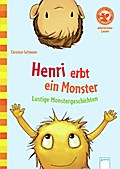 Henri erbt ein Monster. Lustige Monstergeschichten: Der Bücherbär: Allererstes Lesen