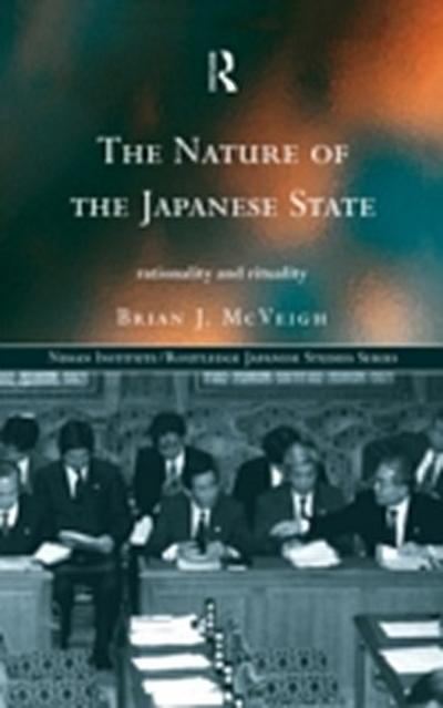 Nature of the Japanese State