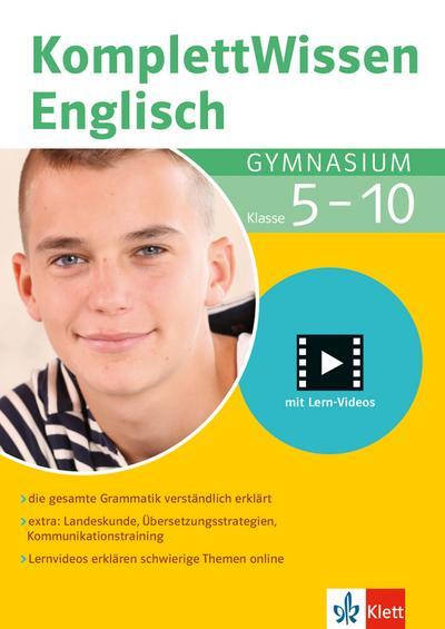KomplettWissen Englisch Gymnasium 5.-10. Klasse