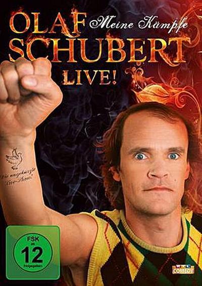 Olaf Schubert - Meine Kämpfe