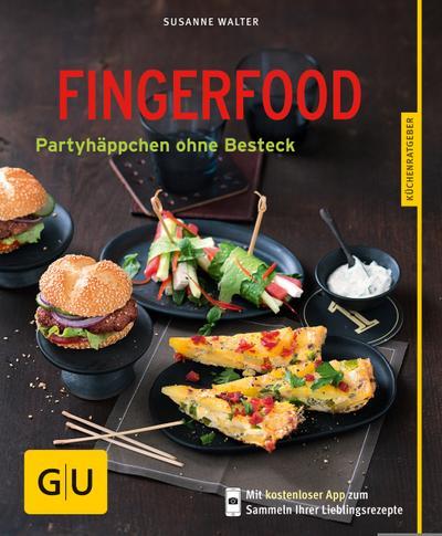 Fingerfood: Partyhäppchen ohne Besteck