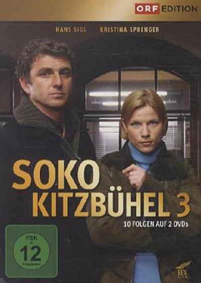 Soko Kitzbühel. Staffel.3, 2 DVDs