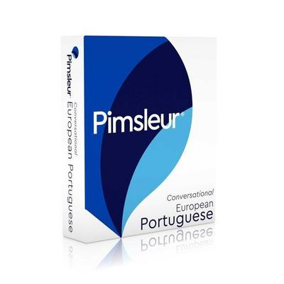 Pimsleur Portuguese (European) Conversational Course - Level 1 Lessons 1-16 CD: Learn to Speak and Understand European Portuguese with Pimsleur Langua