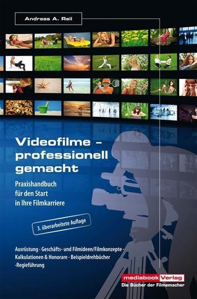 Videofilme ... professionell gemacht