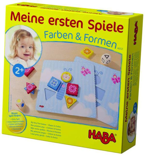 Spielesammlung für Kleinkinder