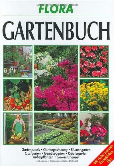 Das Gartenbuch - O.J. Gruner & Jahr - Broschiert, Deutsch, Diverse, Flora, Flora