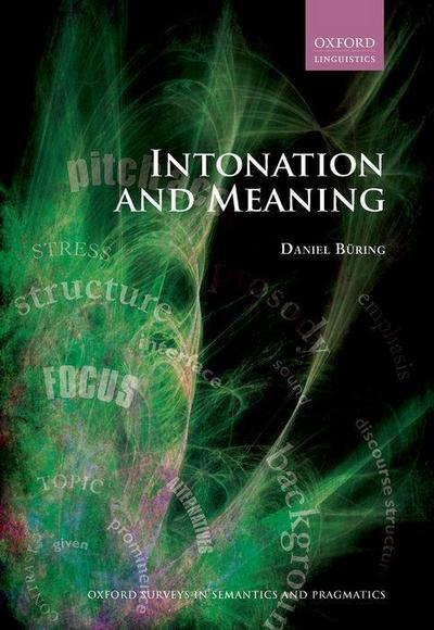 Intonation and Meaning