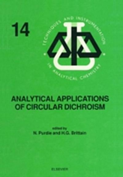 Analytical Applications of Circular Dichroism
