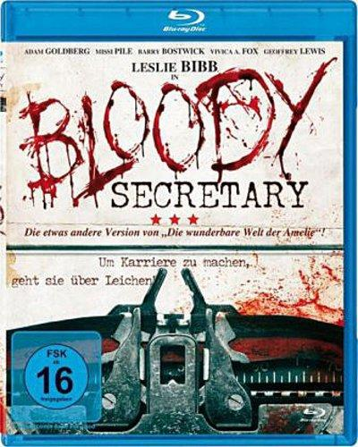 Bloody Secretary [Blu-ray]