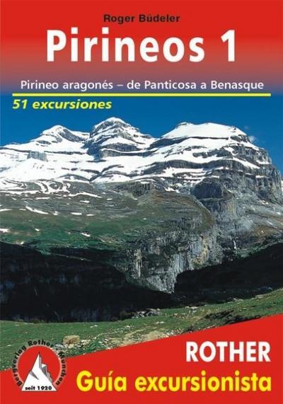 Pirineos 1 (Pyrenäen 1 - spanische Ausgabe)