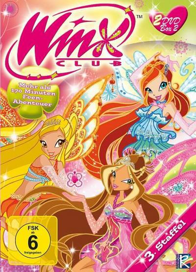 Winx Club - Season 3 - Vol. 1