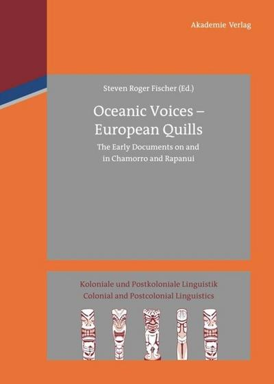 Oceanic Voices - European Quills