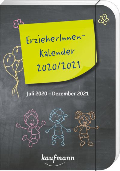 ErzieherInnenkalender 2020 / 2021