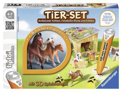 tiptoi® Tier-Set Falabella: Interaktive Spielwelt für die tiptoi® Falabellas und das Andalusier Fohlen