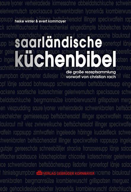 Saarländische Küchenbibel Heike Winter
