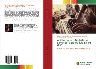 Análise da sensibilidade do Earnings Response Coefficient (ERC) - Nathan Vasconcellos de Almeida Machado