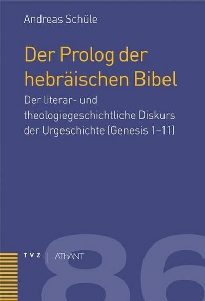 Der Prolog der hebräischen Bibel