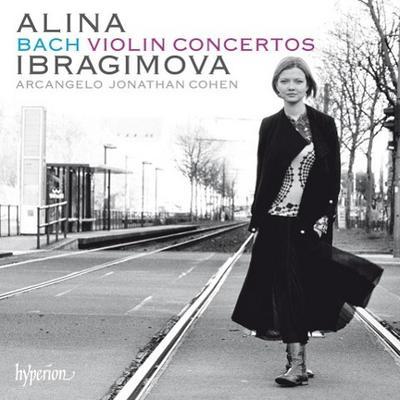 Violinkonzerte BWV 1041,1042,1055,1056,1052