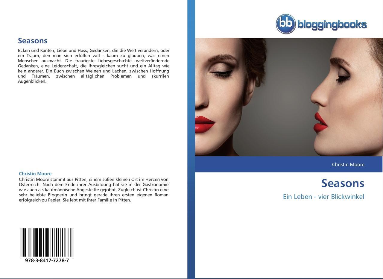 Seasons - Christin Moore -  9783841772787
