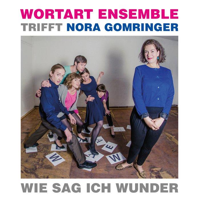 Wie sag ich Wunder Nora Gomringer