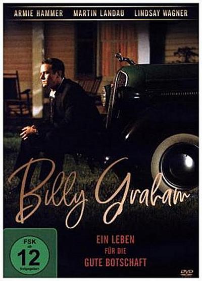 Billy Graham - Ein Leben für die gute Botschaft, 1 DVD