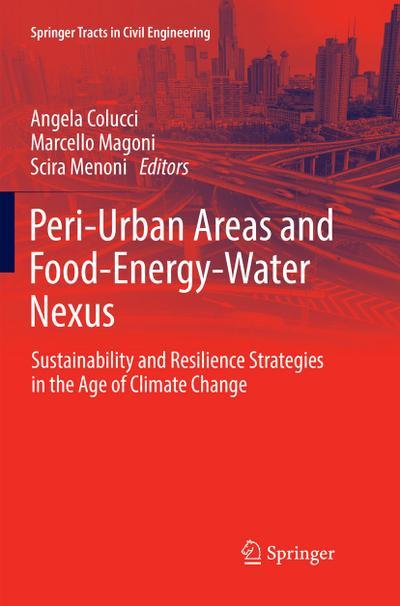 Peri-Urban Areas and Food-Energy-Water Nexus