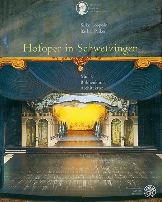 Hofoper in Schwetzingen Silke Leopold