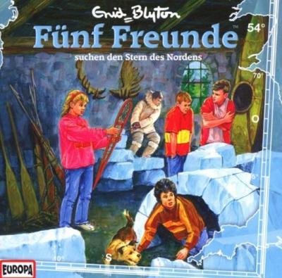 Fünf Freunde 057: ... suchen den Stern des Nordens