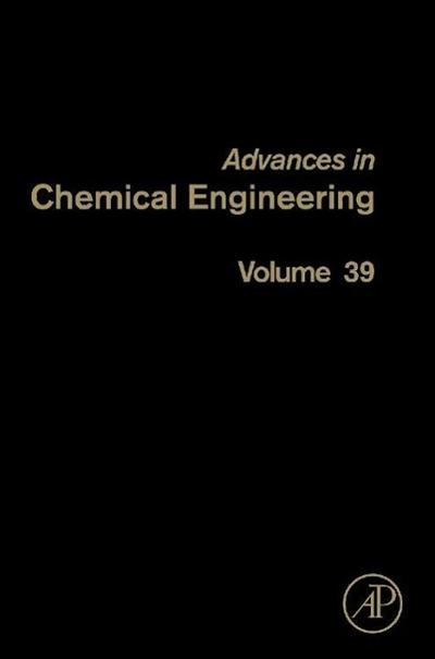 Advances in Chemical Engineering 39