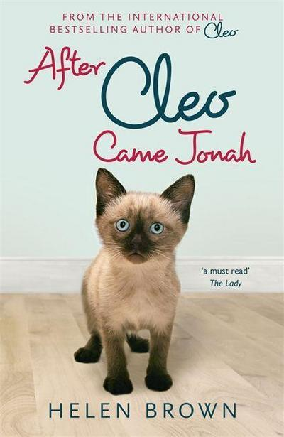After Cleo,Came Jonah