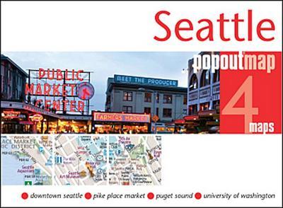 Seattle Popout Map