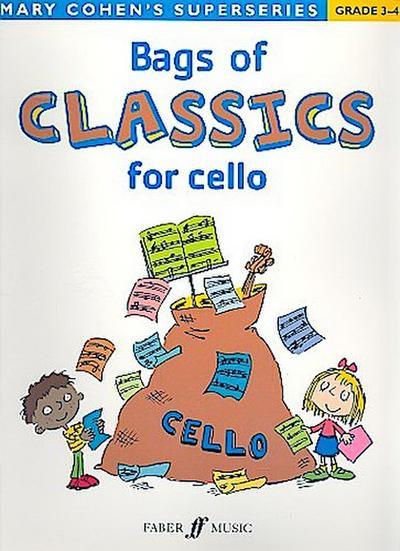 Bags of Classics : for cello solo